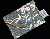 Business Card Case/Pouch, Credit Card Holder,  Gift card case, Small pouch, handmade