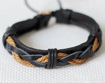 294 Men bracelet Women bracelet Bands bracelet Ropes bracelet Leather bracelet Braided bracelet Woven bracelet Fashion bracelet