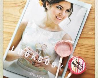 Leccare LookBook // Summer  Fall Wedding Guide // Leccare Lollipops // Everything You Need To Help Decide // Hard Copy // Free Shipping