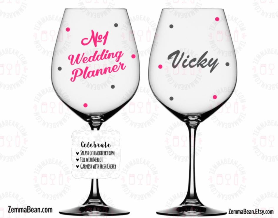 Gifts For Wedding Planners: Wedding Planner Wedding Planner Gift Number 1 By ZoeyChristina