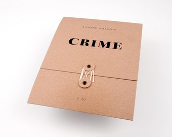 Limited edition screen print collection: CRIME