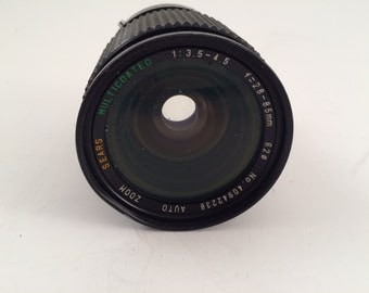 Canon Camera Lens - Sears 28-85mm FD Mount