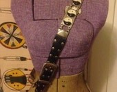 XL Yin Yang metal belt