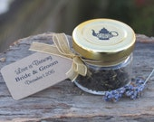 Tea Favors, Tea Party Favors, Love is Brewing, A Baby is Brewing, Tea Wedding Favors, Bridal Shower Favors, Bridal Tea Favors