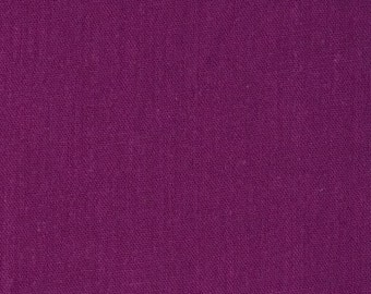 2 yds Island Breeze Gauze in Eggplant Purple