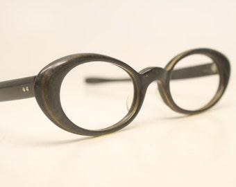 American Optical Unused Cat Eye Eyeglasses Vintage Eyewear Retro Glasses Cat Eye Frames