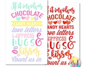 Valentine Printables! 4 downloads!