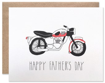 Father's Day Motorcycle
