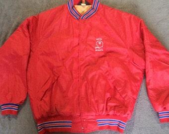 Vintage Whitko Wildcats Football Jacket