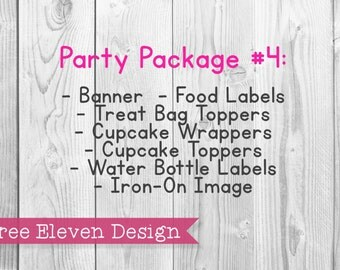 Party Package #4