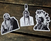 Sticker Bundle - Native American