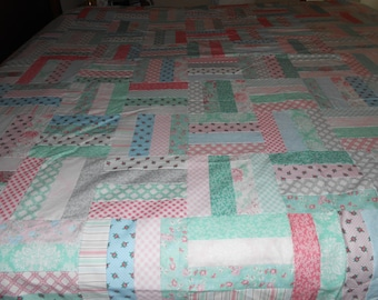 """108"""" x 108"""" Chic QUILT TOP ONLY"""