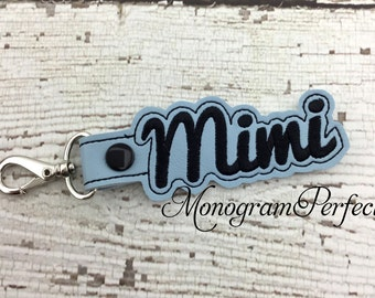 Mimi Snap Buddie (Light Blue)