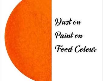 Rolkem Lumo Dust- Arc Chrome (orange) 10ml GLOWS under black light!