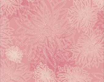 Floral Elements by Art Gallery Gabrics, FE502, Blush