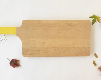 Fall Serving & Cutting Board By Willful, Maple, Cutting Board, Entertaining