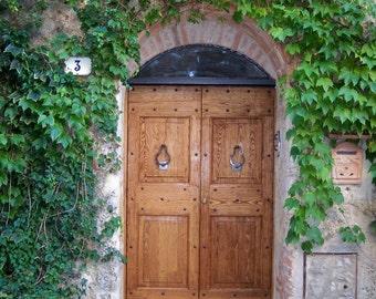 Italy Door - Digital Download