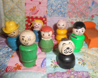 Fisher Price Little People Land Of Sad Toys