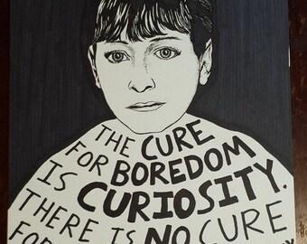 Dorothy Parker (Original Drawing)
