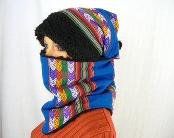All Hat + snood