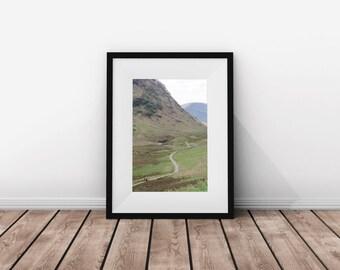 UK / Europe / Scotland / Castle / Travel / Film / Photograph / Images / Instant Download / history / pic of castle / photo of castle /