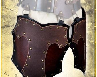 Outlaw Armor- Tassets
