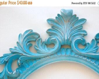FRAME SALE Wedding Ornate Oval frame Custom Pick Your Color baroque style