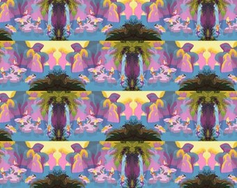 Mermaid Lagoon Fabric