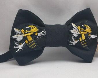Hornet Mascot Bowtie
