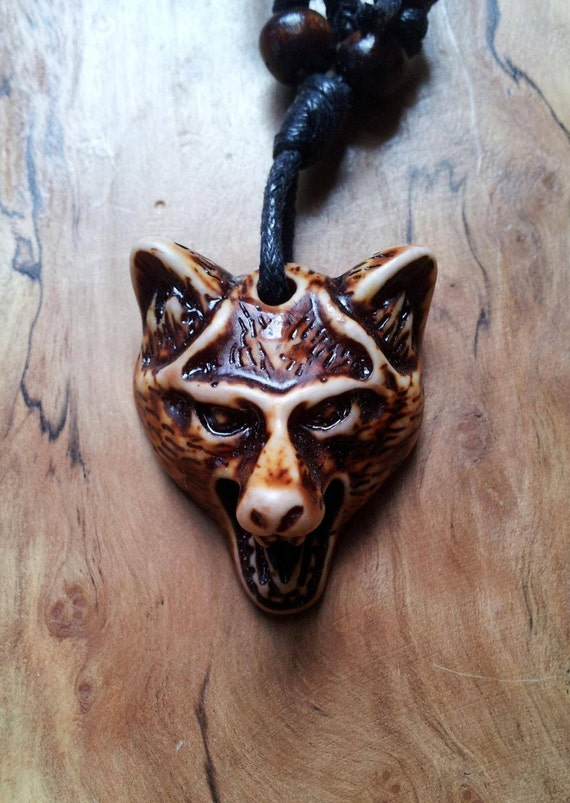 wolf necklace free shipping worldwide wolf totem wolf