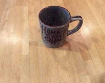 Home sweet Home vintage mug