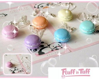 Macaroon Necklace Small