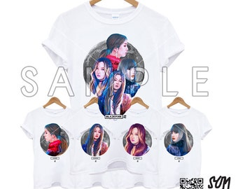 Blackpink Boombayah/Whistle Tshirt