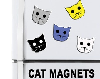 Cat Magnets - Meow Meow Beenz