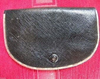 Finnigans of Bond Street.... 9CT Solid Gold, Edged/Trimmed Purse Or Wallet