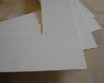 8 x 10  mat off-white art picture photo