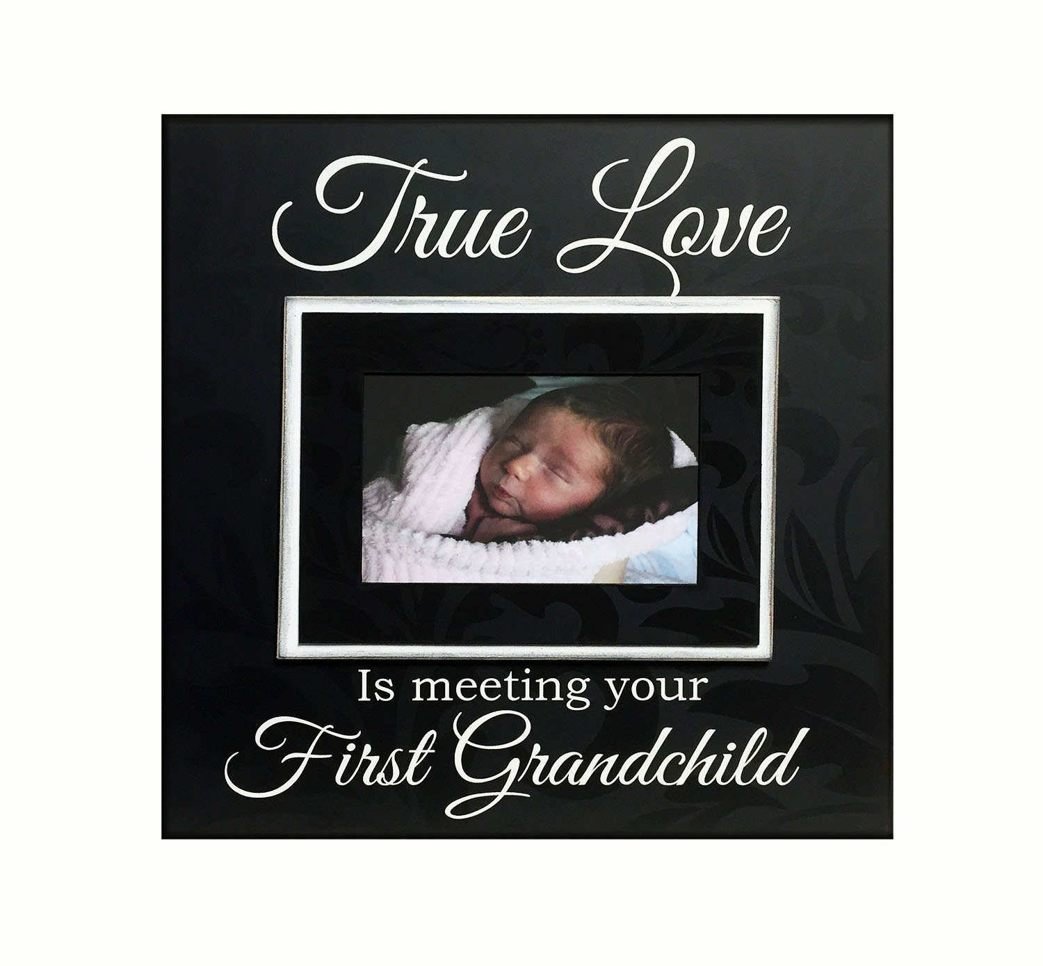 New Grandparent Gift Picture Frame For Grandmother