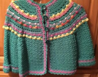 Girls sweater size 5/6