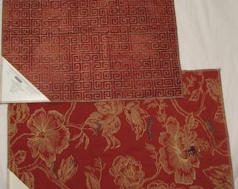 Fabric Samples from Robert Allen Fabrics