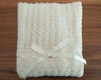 CROCHET PATTERN - Minimis Stroller Blanket Crochet Pattern - PDF Crochet Pattern