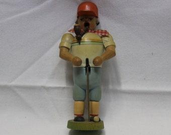 Vintage German-Manufactured Incense Smoker