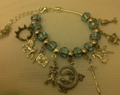 Galavant inspired 'Tad Cooper'euro style delux bracelet