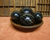 Decorative Porcelain Ceramic Balls (4)