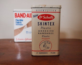 Skintex Band-Aid Tin