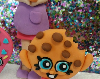 Shopkins Cake Decorations 1 qty Shopkins Cookie only, Shopkins party, Cookie birthday