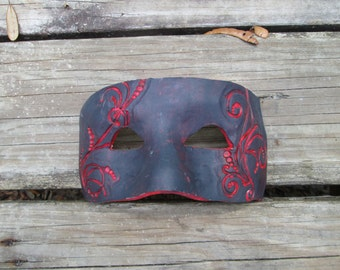 adult Costume mask, Mardi Gras Mask, made to order, Masquerade ball,