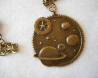 Necklace - Solar System