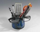 Eyeglass holder - desk organizer - gifts for him - gifts for her - pottery eyeglass holder