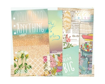 Staying Inspired - Color Crush Personal Planner Inserts Refill - Webster's Pages - 513521