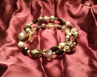 Black Glamour Bracelet
